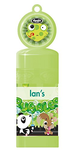John Hinde dPal Bubbles Ian Bottle, One Color, One Size - 1