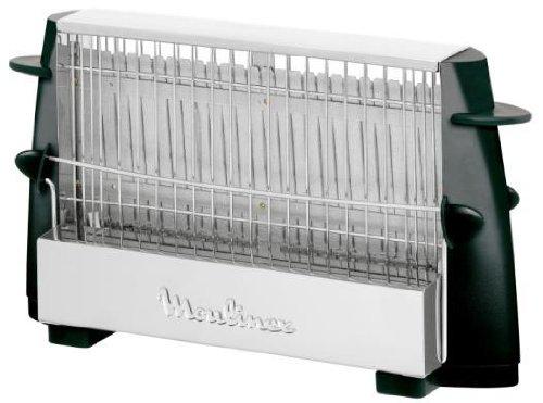 Moulinex A15453 Toaster, Schwarz