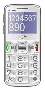 T�l�phone GSM ITTM MAXI1 ARGENT
