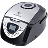 Westinghouse SA21950 Counter Top Chef Multi-cooker, Stainless/Black