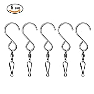Mudder Swivel Hooks Clips for Hanging…