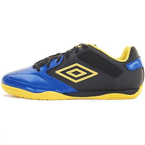 Umbro Indoor Vision League AIC 4Scarpe Trainer Sneaker Stivali-Nero, nero (nero), 43 EU