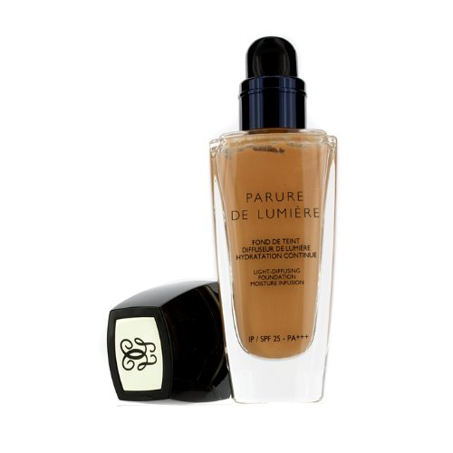 ゲラン Parure De Lumiere Light Diffusing Fluid Foundation SPF 25 # 24 Dore Moyen 30ml 1oz並行輸入品