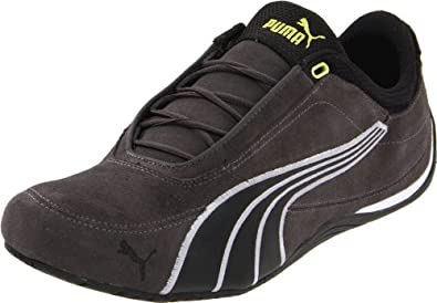 Puma Drift Cat 4 Suede Fashion Sneaker