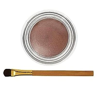 Cheapest Tarte Waterproof Cream Eye Shadow in Shimmering Taupe & Brush from Tarte Inc - Free Shipping Available