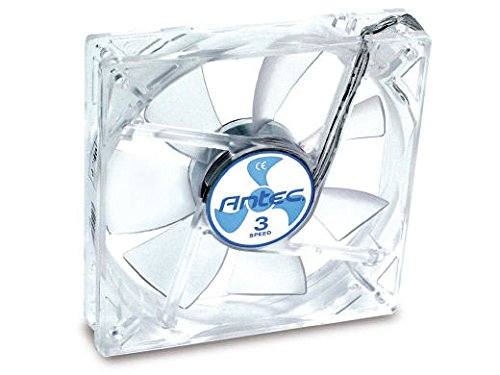 Antec TriCool 120mm Cooling Fan with 3-Speed Switch (Clear Cooling Fan compare prices)