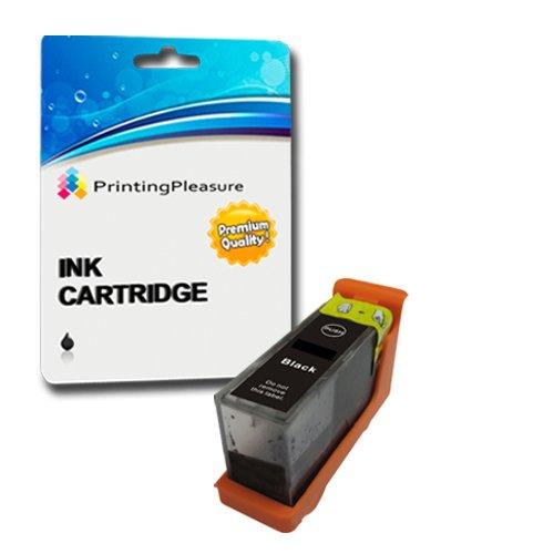 Printing Pleasure - 1 Schwarz Hohe Qualität Tintenpatrone NO.105XL kompatibel für Lexmark Drucker Pinnacle Pro 901, Platinum Pro 905, Prestige Pro 805