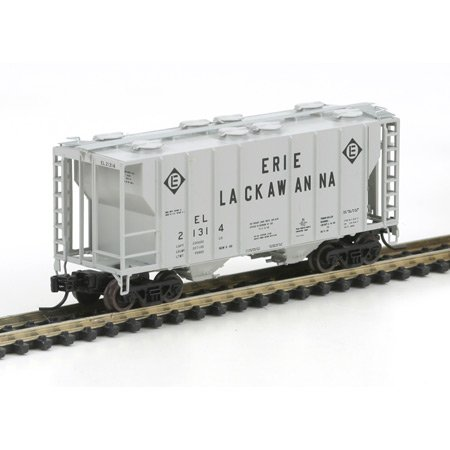 Athearn N Rtr Ps-2 2600 Covered Hopper El 2