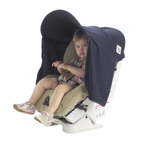 Protect-a-Bub Car Seat Sunshade - Navy