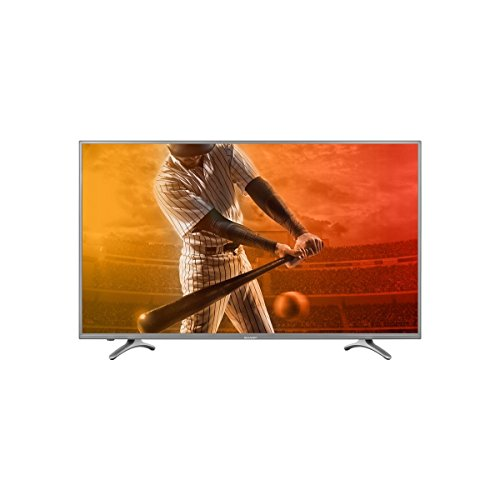 Sharp LC-50N5000U 50-Inch 1080p Smart LED TV (2016 Model) (Sharp 50 Lcd Tv compare prices)