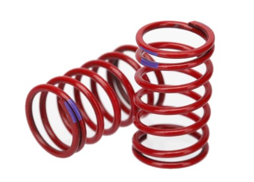 Traxxas 7246 Shock Spring Set 1/16 GTR, Purple, 1/16 Summit VXL