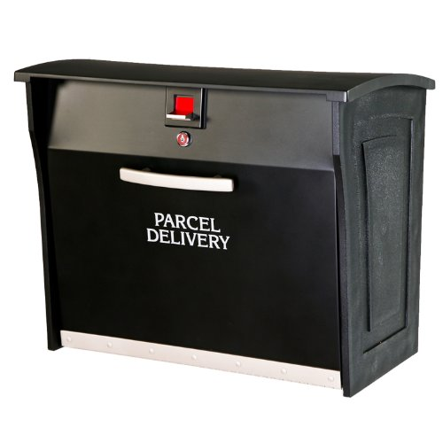 Gorilla Box PAR10B01 Parcel Locking Box, Black, 1-Pack (Delivery Package compare prices)