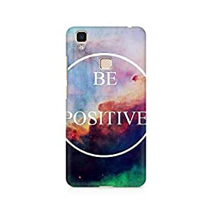Mobicture Premium Printed Back Case Cover With Full protection For Vivo V3 Max