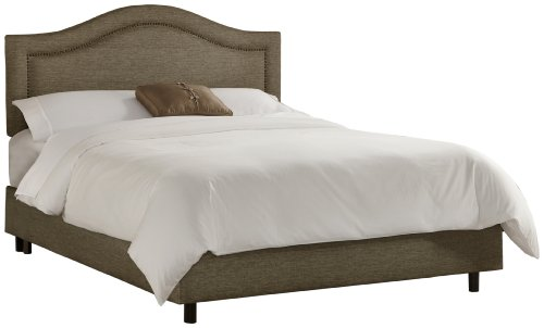 Upholstered Twin Beds 169827 front