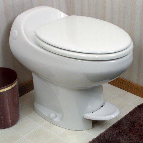 High Profile Aria Classic Toilet - Bone
