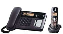 Panasonic Single Line 2.4GHz KX-TG3651 Digital Cordless Telephone
