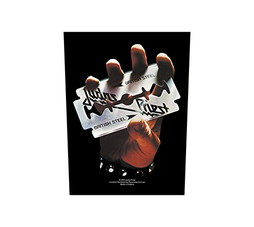 Judas Priest - British Steel [toppa, con stampa] [bp654]