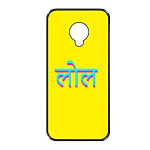 Vibhar printed case back cover for Samsung Galaxy S4 Lool