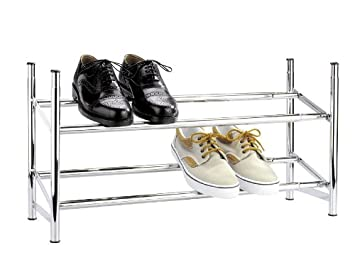 etagere chaussure carrefour