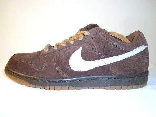 reputable site 1846e 96b37 8± Nike Dunk Low Pro SB Dark Mocha Tweed Style  304292-229 Dark Mocha Tweed  Size 7.5