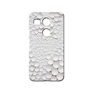 BLUEDIO Designer 3D Printed Back case cover for LG Nexus 5X - G0920