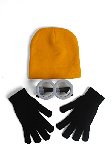 Despicable Me Minions Kids Costume Combo Kit