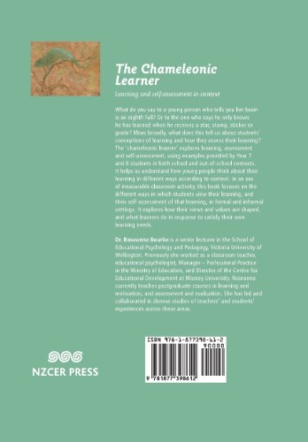 The Chameleonic Learner: Learning and Self-Assessment in Context
