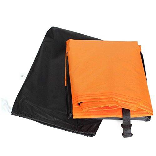AUDEW-Coprimoto-Impermeabile-Antipolvere-Anti-UV-Traspirante-Per-Harley-Davidson-Sportster-1200-Universale-XXL