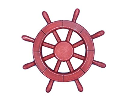 Ship Wheels | Nautical Decorations