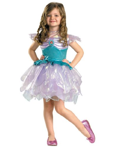 Disney Princess Toddler Little Mermaid Ariel Costume