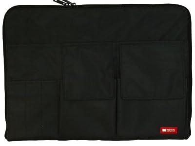 バッグインバッグ A4【黒】 A7554-24