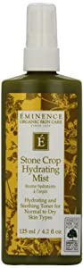 Eminence Organic Skincare Stone Crop Hydrating Mist, 4 Ounce