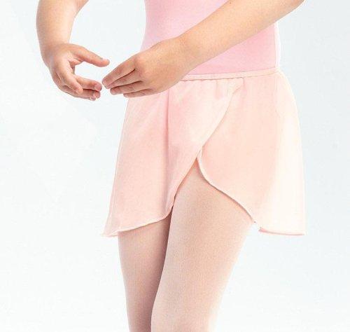 Kinder Ballett Röckchen mit Gummizug, in ROSA, WEISS, SCHWARZ