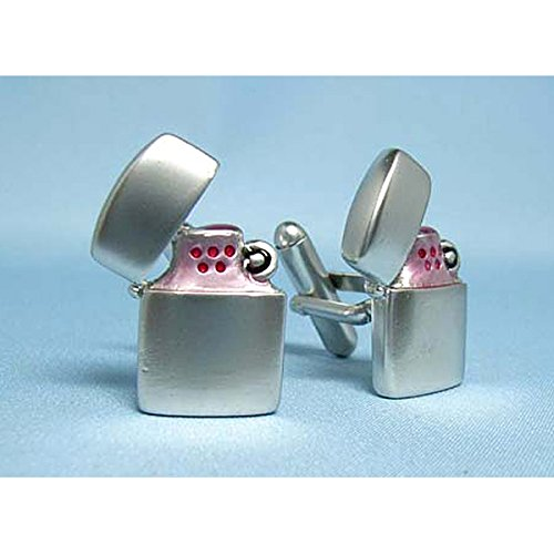 SWANK cuff links Lighter