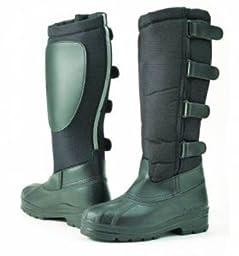 Ovation Blizzard Tall Winter Boot - BLACK\\KIDS 32/US 13.5