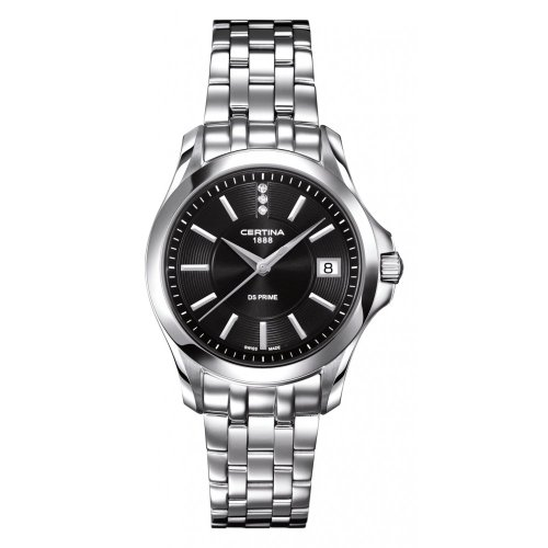 Certina Ladies'Watch XS Analogue Quartz Stainless Steel C004,210,11,056,00