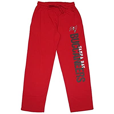 BIG & TALL Mens Tampa Bay Buccaneers Heavy Weight Winter Lounge & Sleep Pants by NFL
