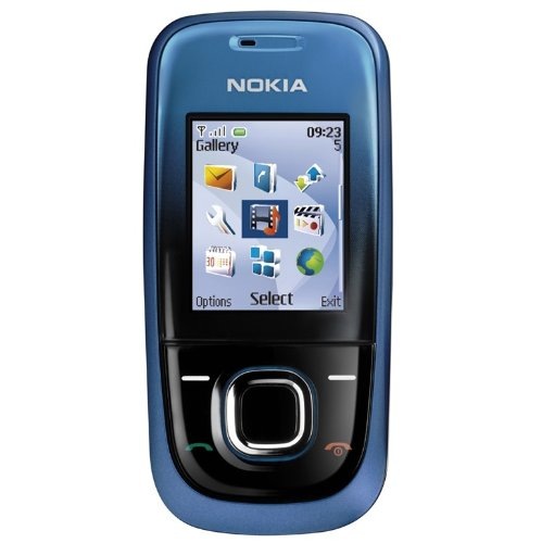 Nokia 2680 Slide Unlocked Phone with VGA Camera MMS Bluetooth and GP