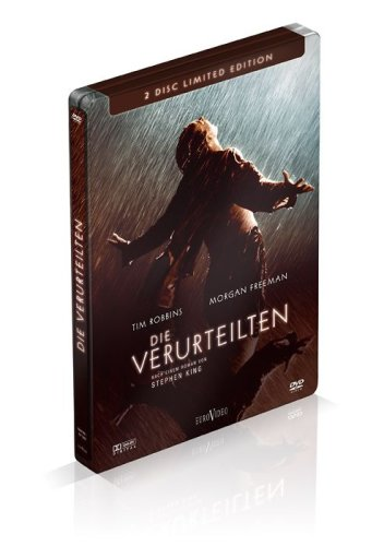Die Verurteilten - Limited Steelbook Edition 2 DVDs [Limited Special Edition]