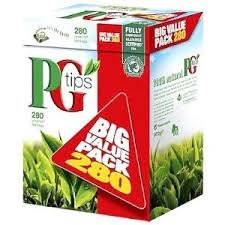 Pg Tips 280 Bags 2 Pack
