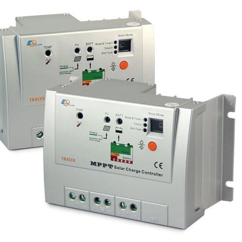 Signstek MPPT Tracer 1215RN Solar Charge Controller Regulator 12/24V INPUT 10A--Fast Shippin with DHL