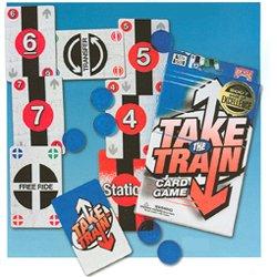 Bicycle Take the Train Card Game