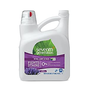 Seventh Generation Laundry Detergent, 2X Ultra Concentrate