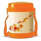 Milton Vector 3 Container Tiffin Box, Orange (EC-THF-FTT-0016_Orange)