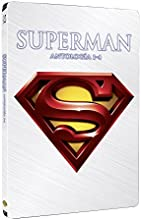 Superman (I+II+III+IV) - Pack 4 Discos Steelbook [Blu-ray]