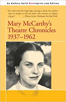 mary mccarthy essays In 1967, outraged by the course of the vietnam war, as well as her country's role  in prolonging and worsening it, mary mccarthy, novelist,.