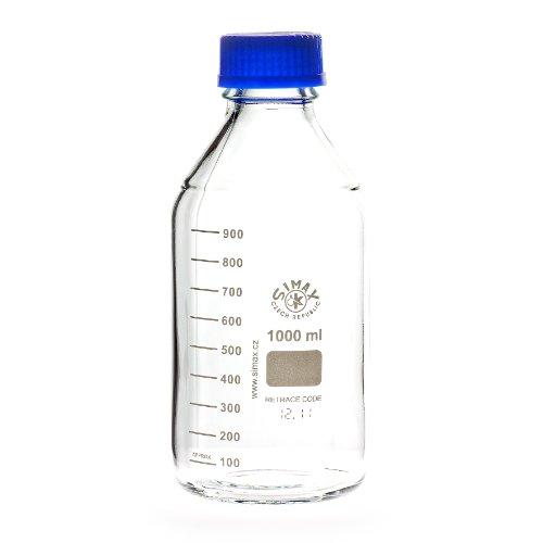 laboratoire-filetage-bouteilles-avec-capuchon-et-anneau-bleu-1000-ml