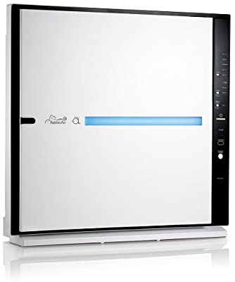 Rabbit Air MinusA2 SPA-700A (covers up to 700 sq. ft.) Ultra Quiet HEPA Air Purifier - Stylish, Efficient and Energy Star® Certified, Wall-Mountable! - White Only