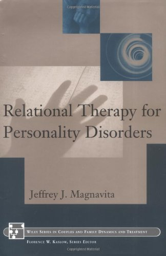 Relational Therapy For Personality Disorders