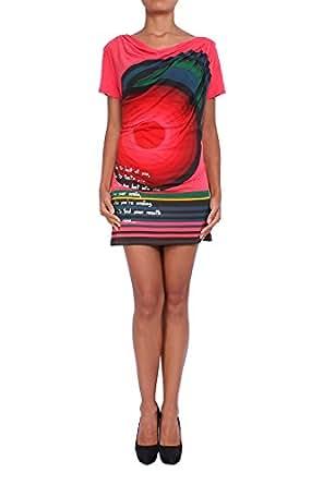 DESIGUAL - Tunique manches courtes pour femme - XS